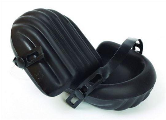 Štitnici za kolena crni Levior