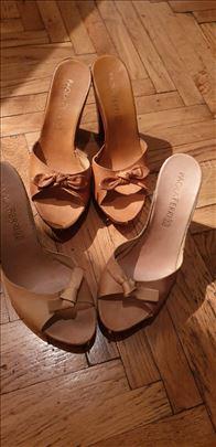 REPLAY-Kožne papuče, made in Italy