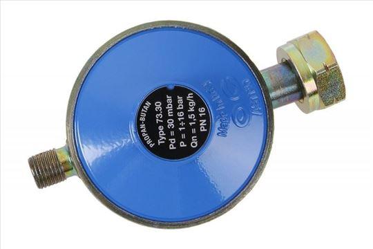 Regulator pritiska gasa 30 Bara 1/4 Levior