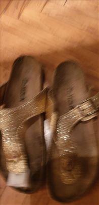 Zlatne papuče-made in Italy-br.40