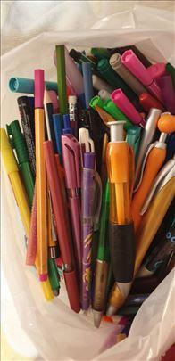 Akcija-Kesa olovki-hemiski-flomasera za 1 cenu