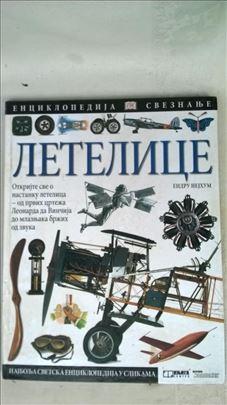 Knjiga: Enciklopedija Sveznanje Letelice 64 str. 2