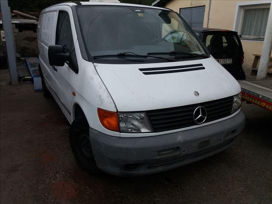 Mercedes Vito 110 CDI limarija