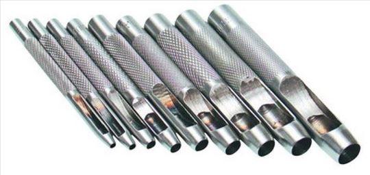 Zumbe za rupe set 2.5-10mm Levior