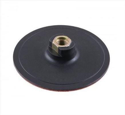 Gumeni disk za brusilicu - čičak LEVIOR