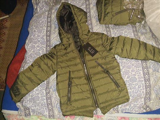 Nove jakne za decake sa etiketom iz Nemacke