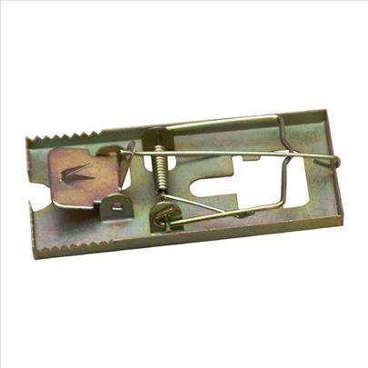 Mišolovka metalna manja i veća