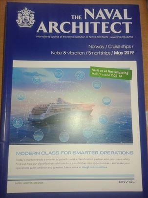 Tha Naval Architect, Maj 2019