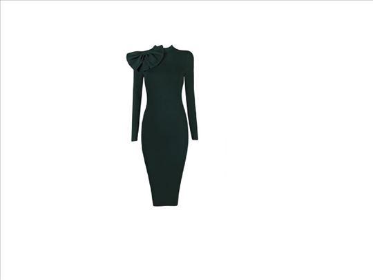 239) Prelepa pamucna haljina VISE BOJA