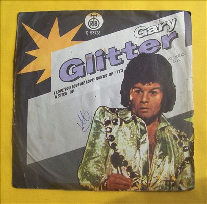 Gary Glitter singl