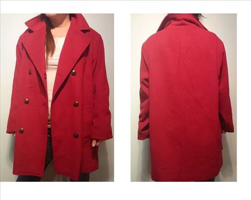 Prelep kaput od kasmira iz Usa,vel.L/XL