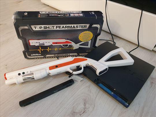 PS3 Puska ActiVision kontroler puška