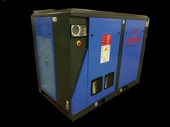 Vijčani kompresor DISCOVER od 7,5kW do 250kw