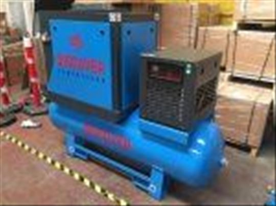 Vijcani kompresori DISCOVER od 2,2k do 37kw