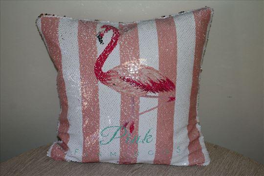 Magic jastucnica flamingo - dezen 1 - NOV!