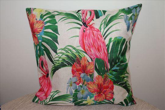 Prelepa jastucnica flamingo - dezen 3 - NOV!