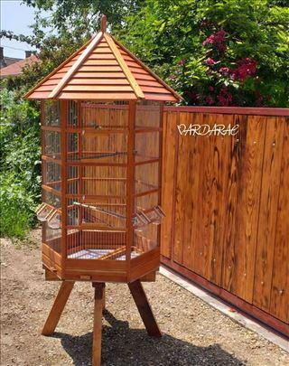 Volijera za više ptica -Vardarac