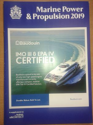 Marine Power&Propulsion 2019