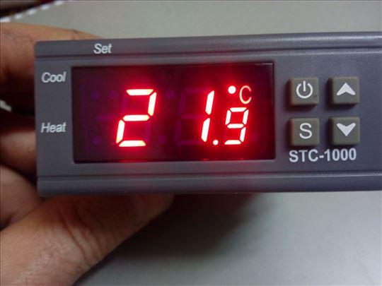 STC-1000 termostat za regulaciju pumpe kotla za CG