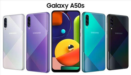 Samsung A50s 4/128gb  a50s dual sim a50s black