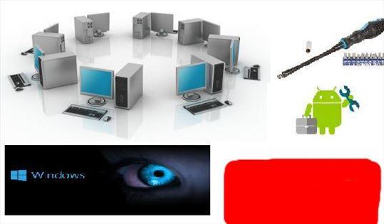 Servis računara laptopova i ostalih uređaja