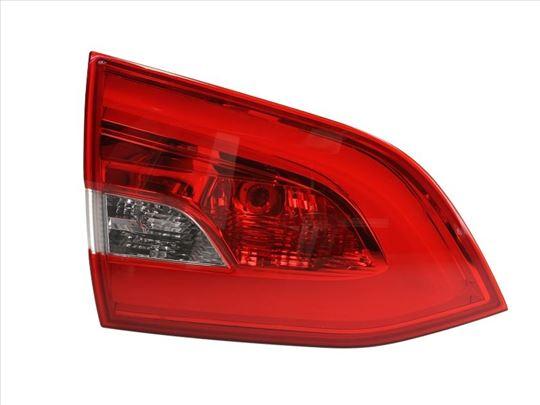 Pezo 308 Karavan Stop Svetlo Levo LED Gepek Vrata