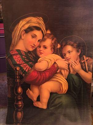 Reprodukcija Majke Bozje