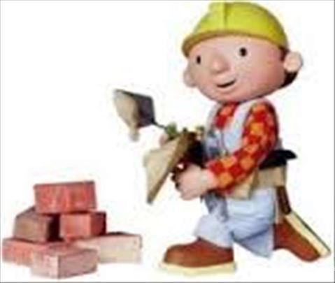 Adaptacija, renoviranje, vaš ili naš materijal