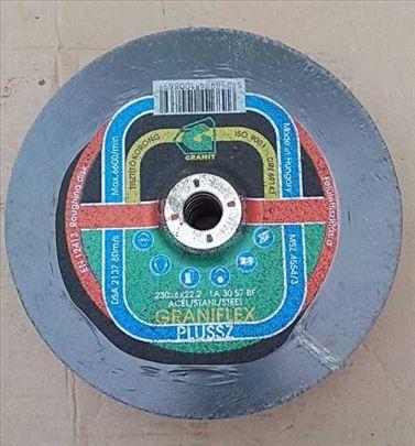 Brusna ploča za metal