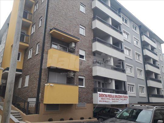 Dvosoban stan u centru Užica sa parkingom