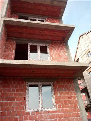 Izgradnja dogradnja izrada krova gruba gradnja