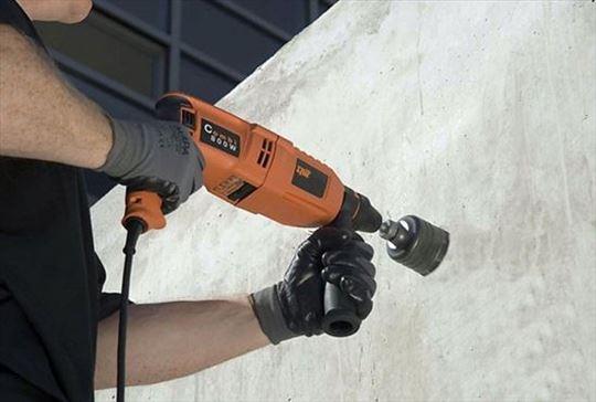 Beton, dijamantsko bušenje betona