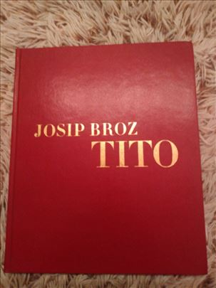 Knjiga Josip Broz Tito autora Fitzroy Maclean