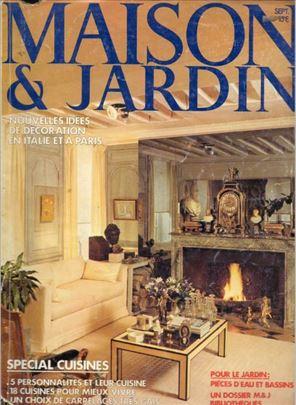 Уређење дома, часописи