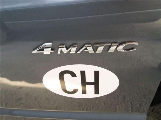 Vito 4matic 4x4 W639