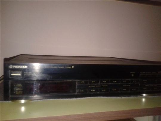 PIONEER F-x450 SR tjuner