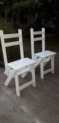 Stolica-merdevine