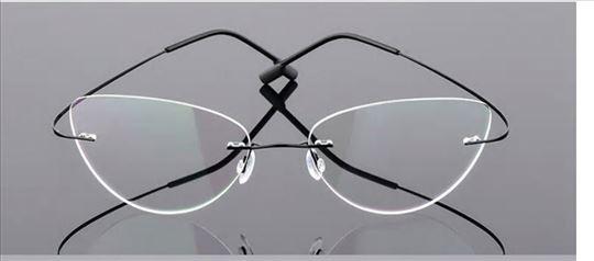 Dioptrijski ramovi za naočare , muški i ženski