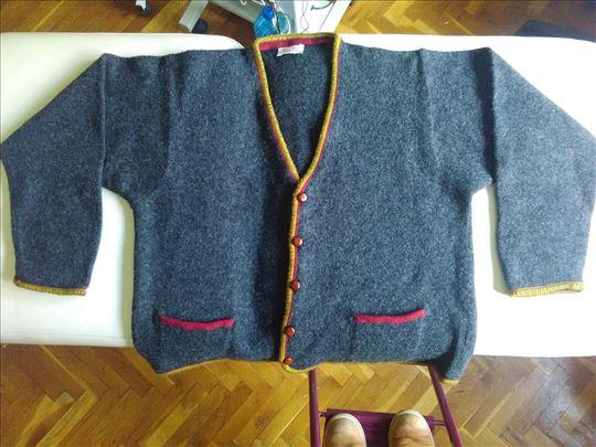 BENETTON dzemper - jakna
