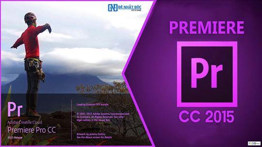 Adobe premiere pro cc 2015 FULL