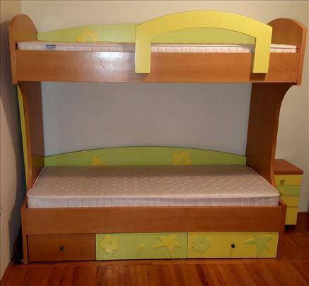 Deciji krevet na sprat (duseci su novi-Simpo)