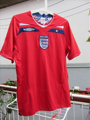 Official Umbro England Football Shirt 2008-2010