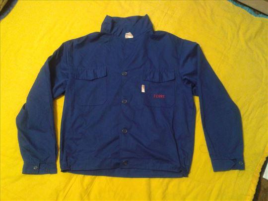 radna jakna plava , nova , španska vel 50