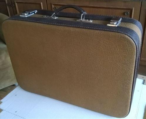 Retro kožni kofer