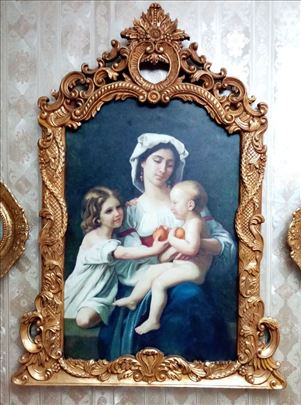 Majka - umetnička slika