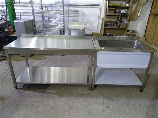 Radni stolovi, hladni i neutralni, pekarska oprema