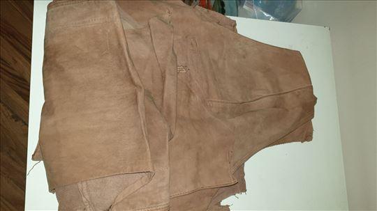 Kesa antilopa kože/za jaknu-kosulju/