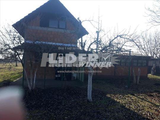 Plac i kuća u Šimanovcima ID#104210