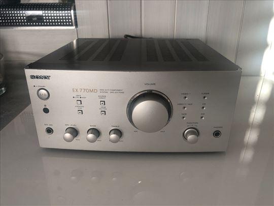 Sony stereo pojačalo TA-EX770, uvoz CH