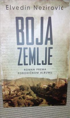 Boja zemlje, pisac Elvedin Nezirovic